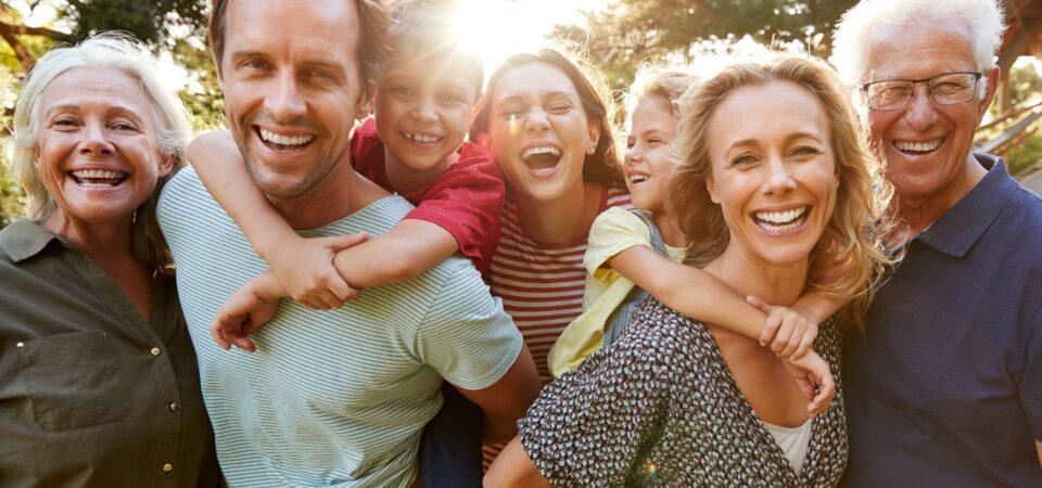 groepsaankoop familie